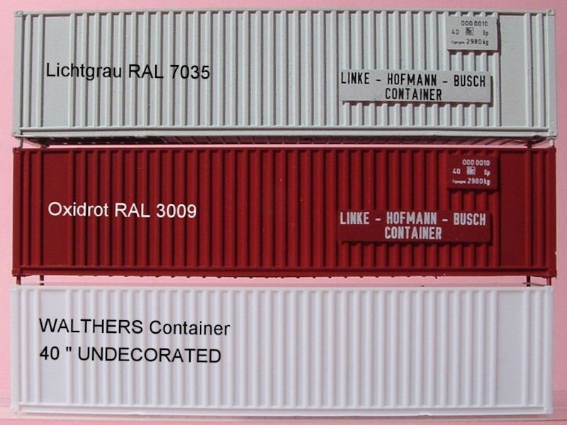 LHB Container